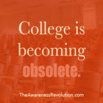college is becoming obsolete