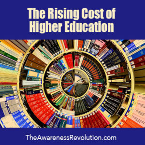 rising cost of higher education