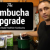 How to make healthier kombucha