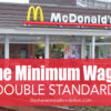 The Minimum Wage Double Standard