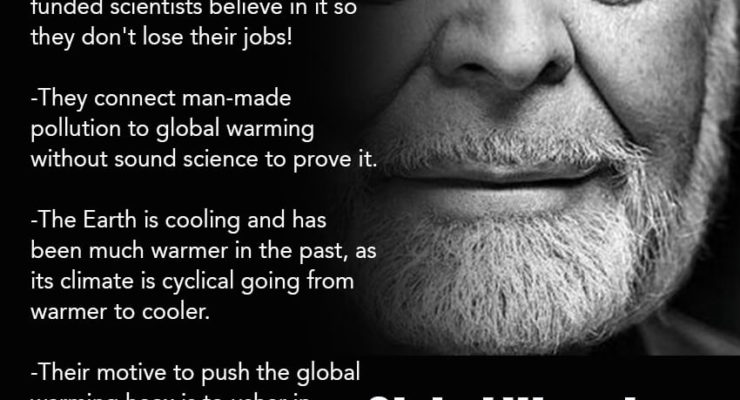 Global Warming Hoax Hint List