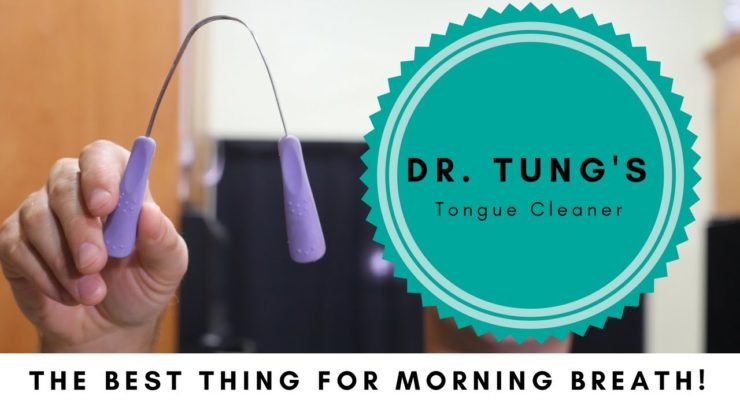 Dr. Tung's Tongue Cleaner