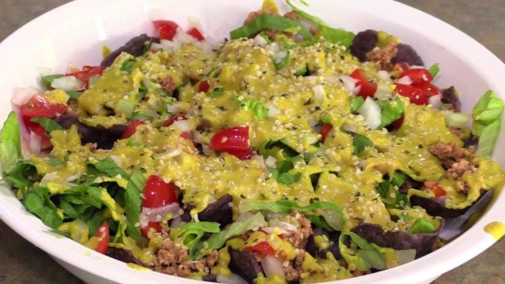 Vegan Nachos Recipe | Healthy & Mostly Raw